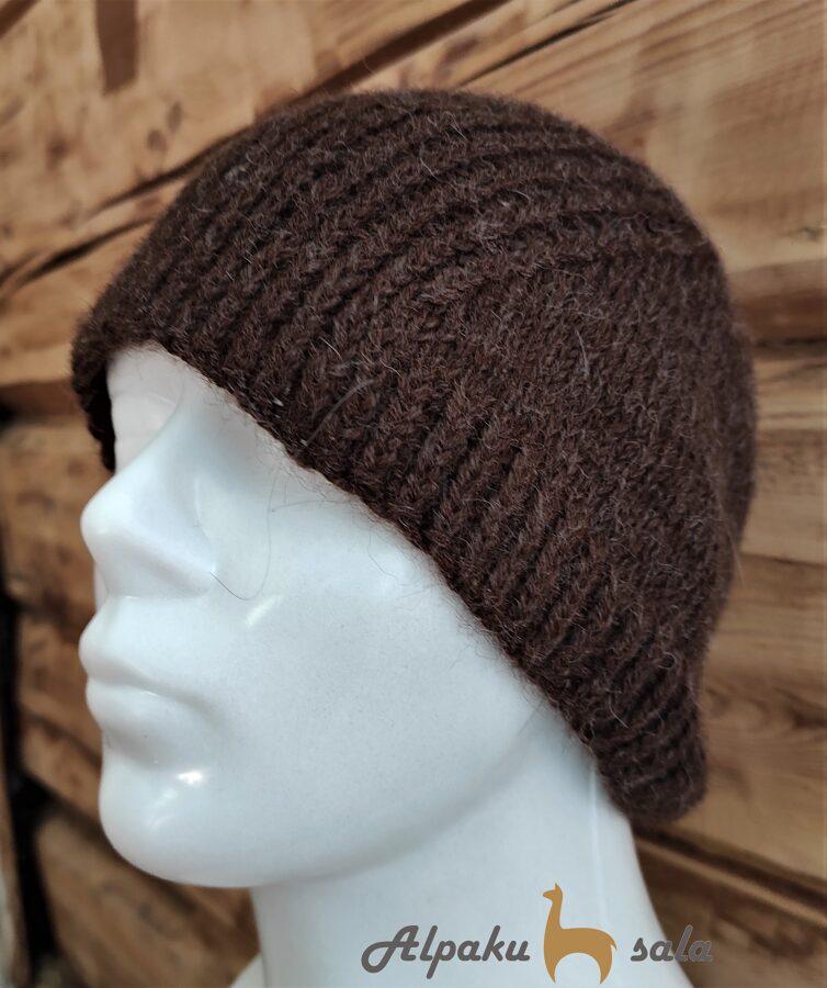 cepure Diogonāle, 100% alpakas dzija