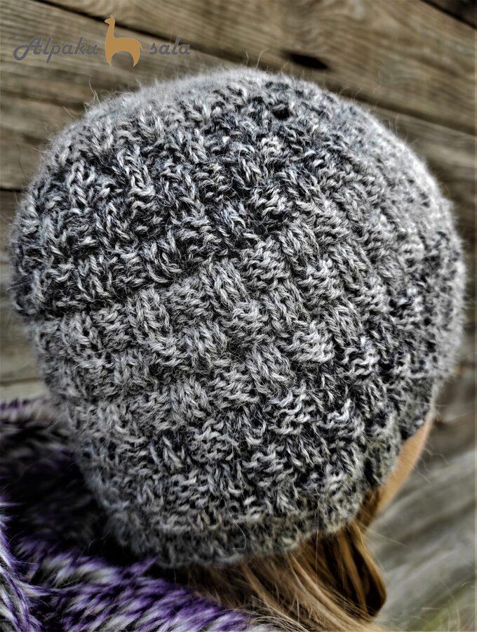 cepure Pinums, 100% alpakas dzija